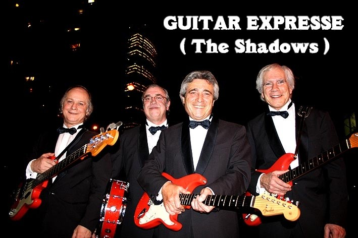 Les Guitar Express - The Shadows
