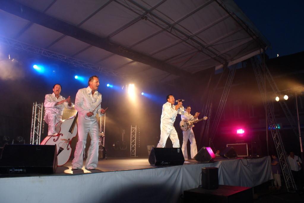 LES VAGABONDS 2009