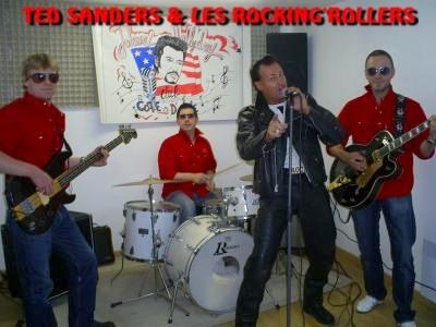 Ted Sanders & Rockin'Rollers
