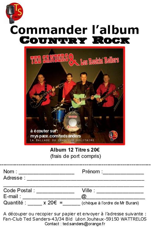 Commander l'Album des Rockin'Rollers