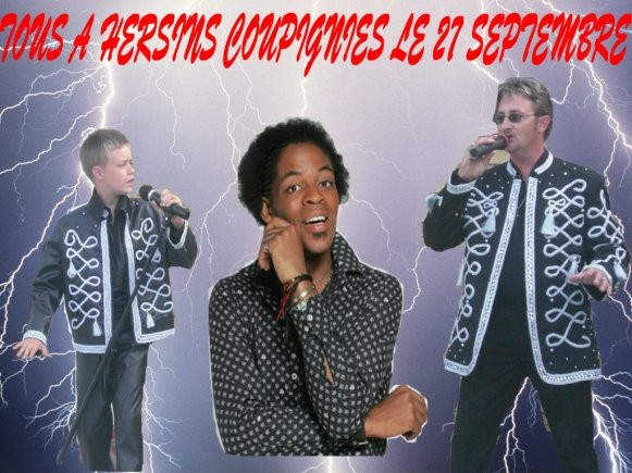 La Johnny Attitude & Bertrand en Concert