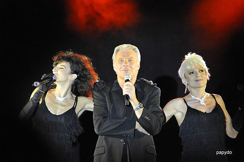 Herbert Leonard & Choristes