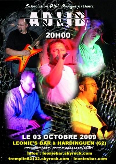 Adlib7 en Concert