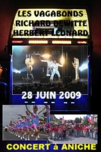 CONCERT A ANICHE 28 JUIN 2009