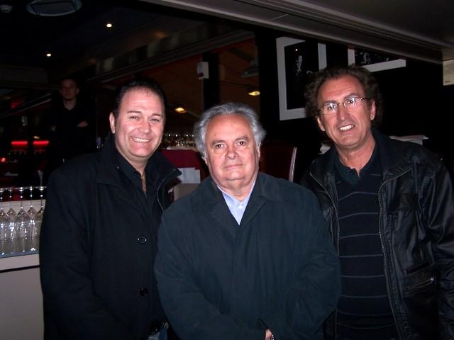 Jean Pierre, René, Michel
