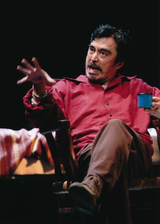 舞台・炎の人・ゴーガン(2009)