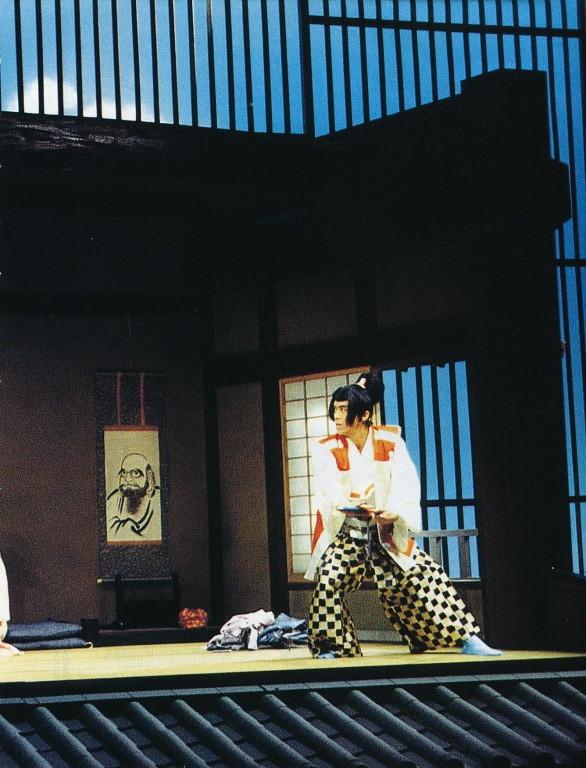 舞台・巌流島・佐々木小次郎(1996)
