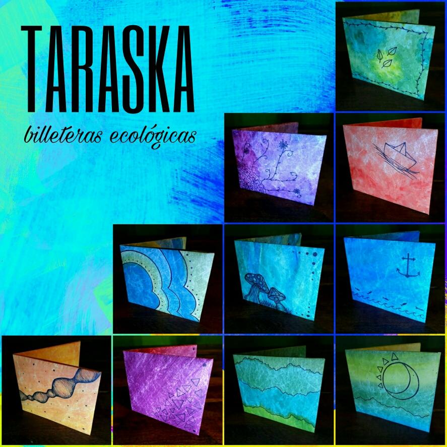 nueva llegada c91f2 05e44 Proyecto Taraska - Página web de taraskabilleteras