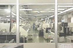 ワイキット株式会社 工場内
