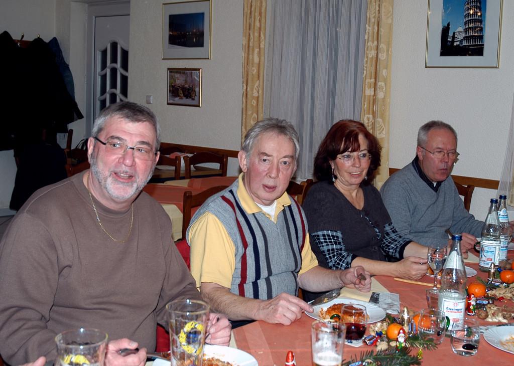 2009 - 18.12.2009 - Weihnachtsfeier im Centro Italiano