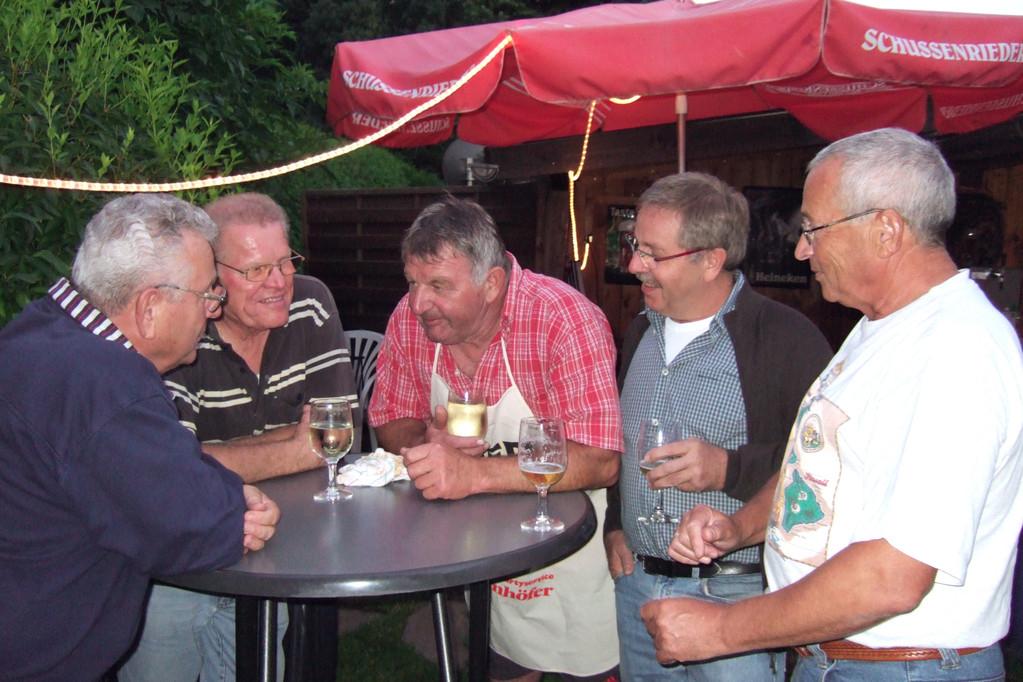 2010 - 30. Juli - Sommerfest