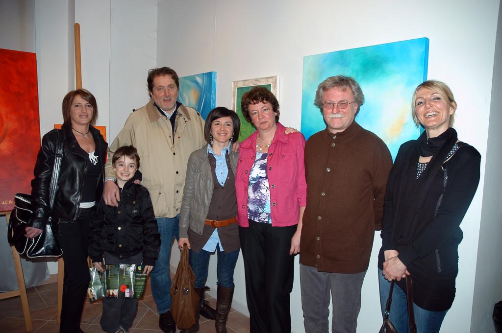2010 - 3.- 25. April - Kunstausstellung