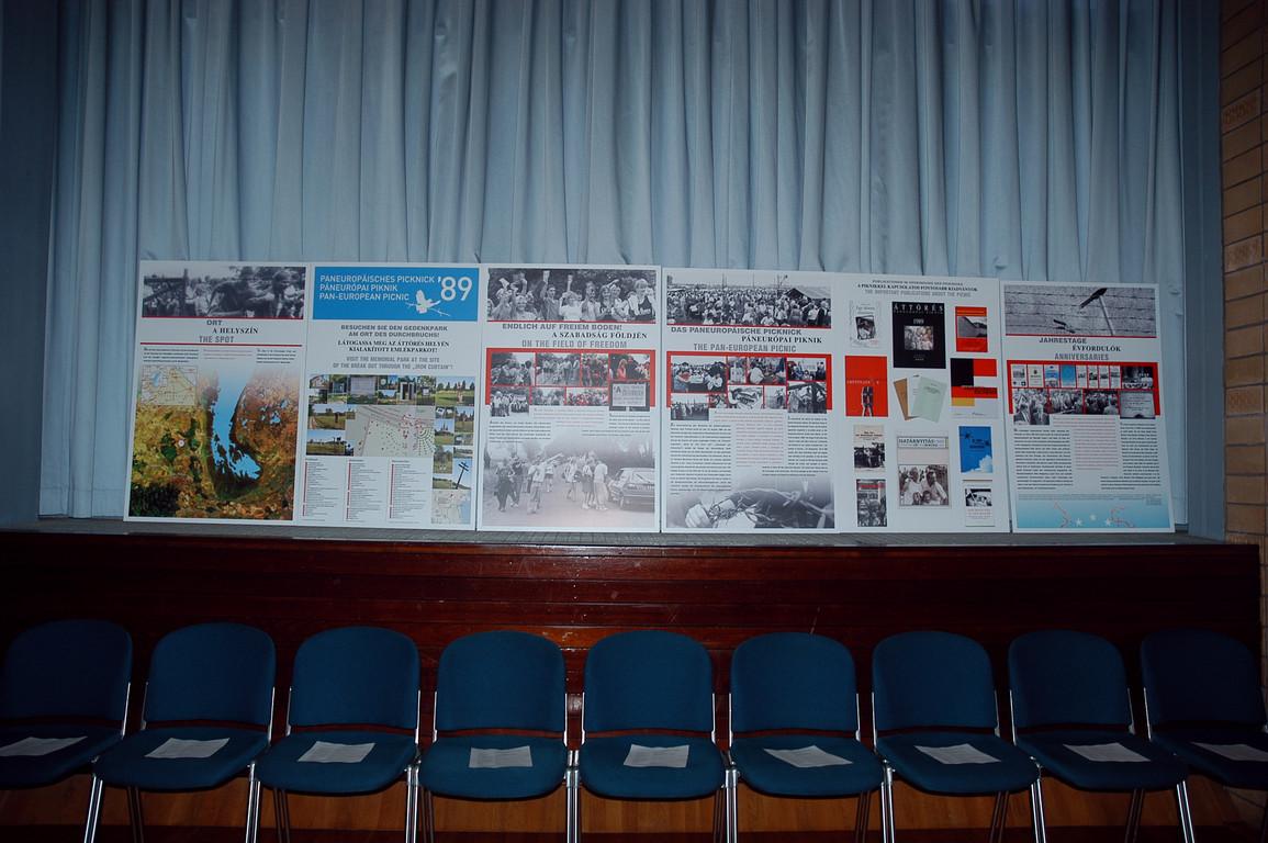 26.06.2009 - Feierstund zum Fall des Eisernen Vorhanges