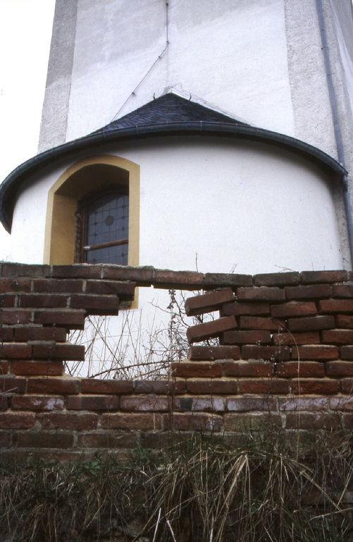 1996/97 Kirchenrenovirung