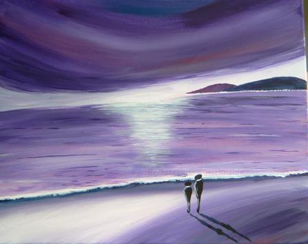 Jeannette Ledoux - http://hobby-malerei.jimdo.com/landscapes-other/