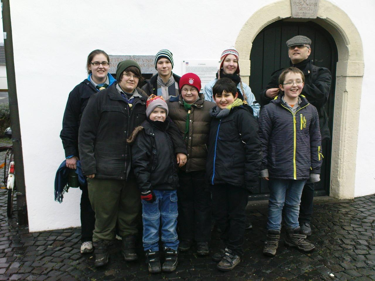 Waldweihnacht in Bad Honnef 2013
