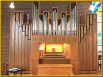 Schuke Orgel der ev.Christuskirche