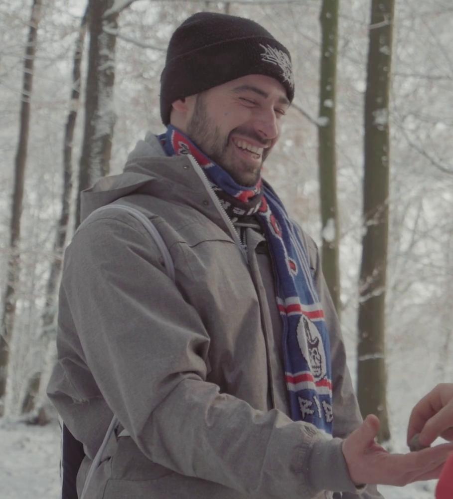 « J'ai particulièrement apprécié les exemples pratiques en forêt. » Florian Berger, Forestier-bûcheron, triage forestier d'Oberer Hauenstein