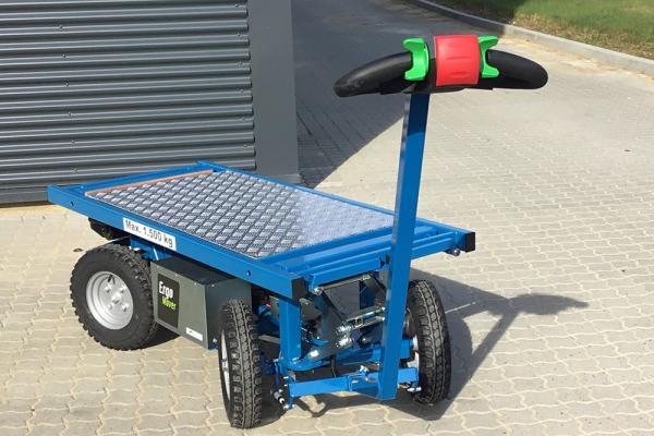 Elektrisch Betriebener Transportwagen ErgoMover