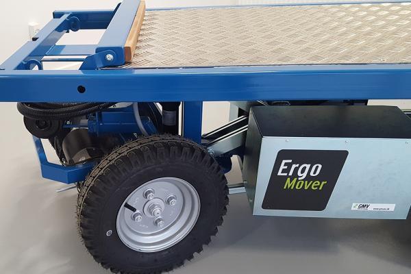 Elektrischer Transportwagen ErgoMover Standard 1500