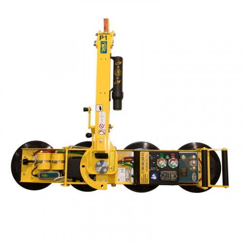 Glassauger mieten Vakuumsager kaufen Wood's Powr-Grip P111