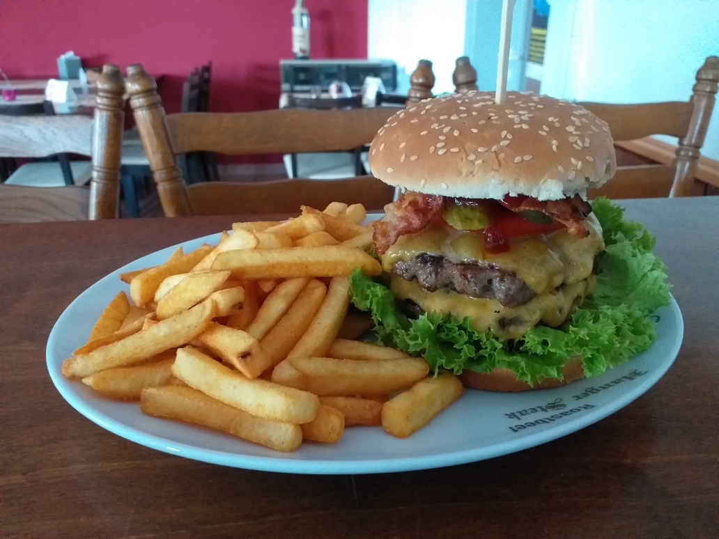 Joschs XL Burger Double 250 g
