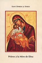 Livre prières à la mère de dieu