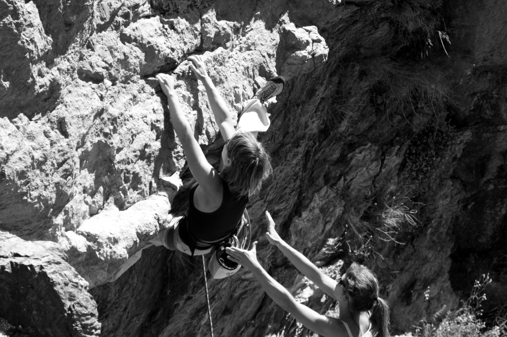 "Elodie V. dans ""Hot Tension"", 7a"