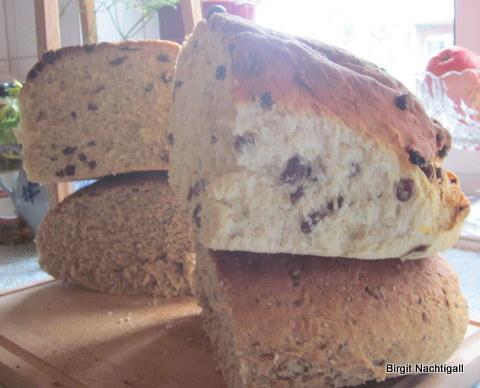 Toll das Brot, doch leider für Menschen die unter einer Glutenunverträglichkeit leiden, ist es nicht bekömmlich.