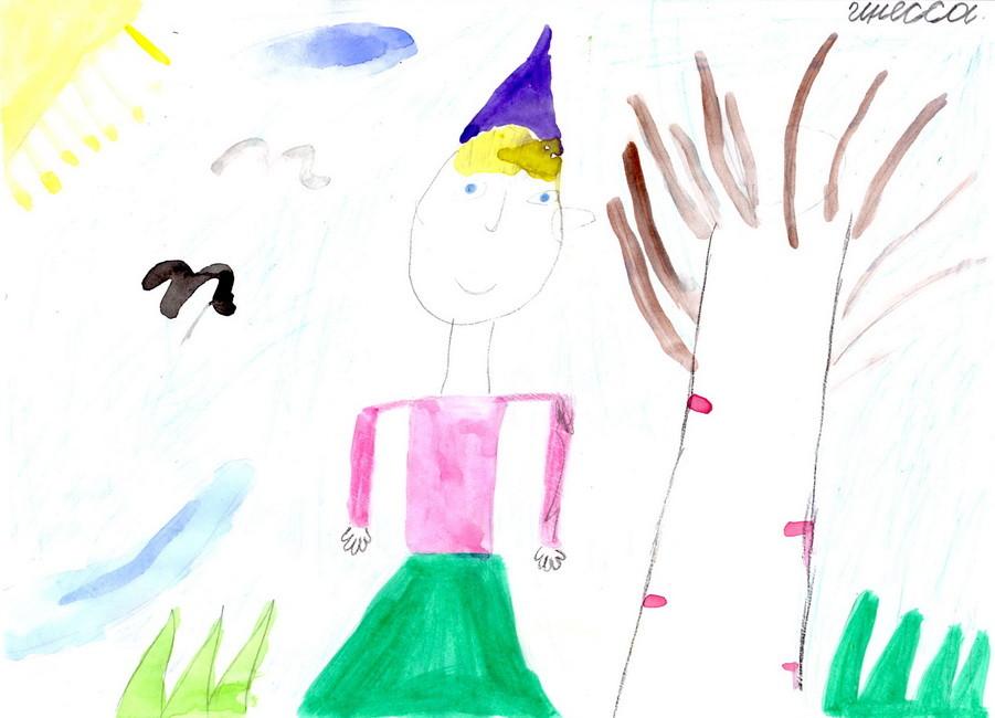 Инесса, 7 лет
