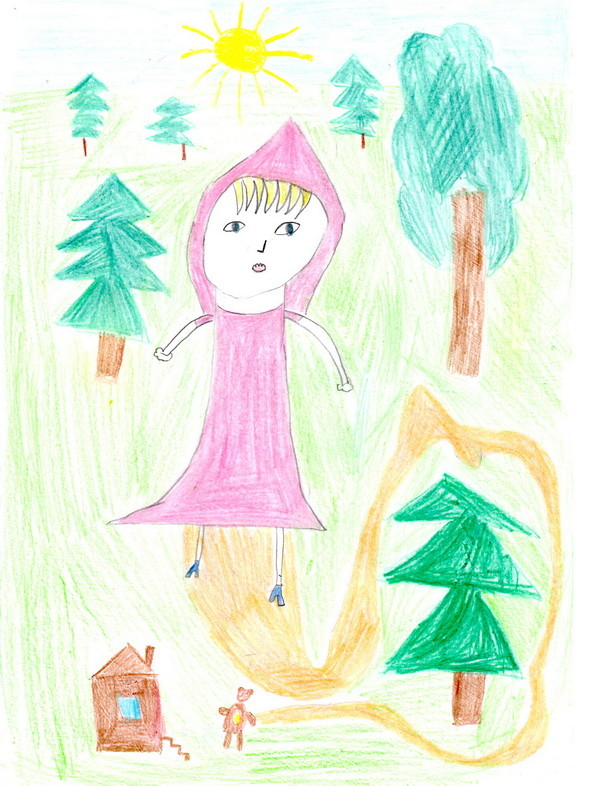 Паша, 8 лет