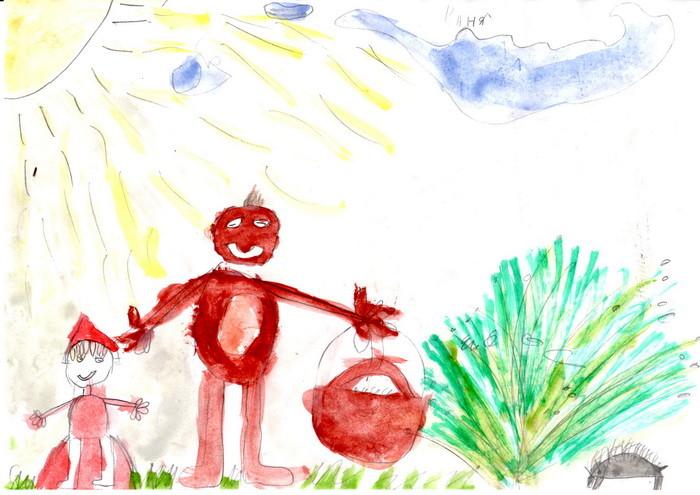 Ваня, 8 лет