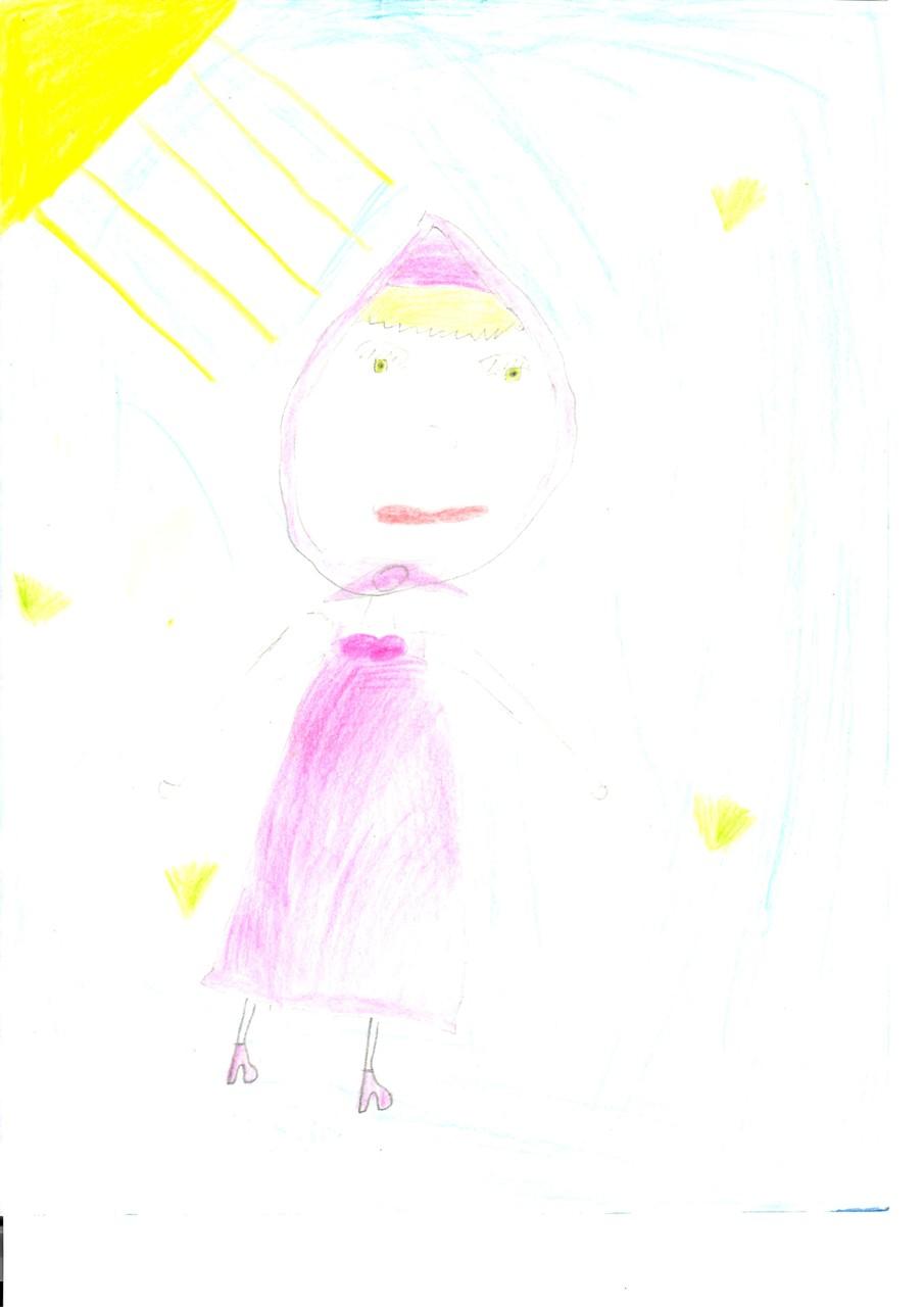 Вика, 7 лет