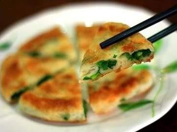 慕鈺華宜蘭三星蔥油餅