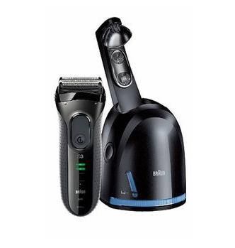 德國百靈BRAUN 電動刮鬍刀 三鋒系列/3050cc-G。1色-日本必買 日本樂天代購