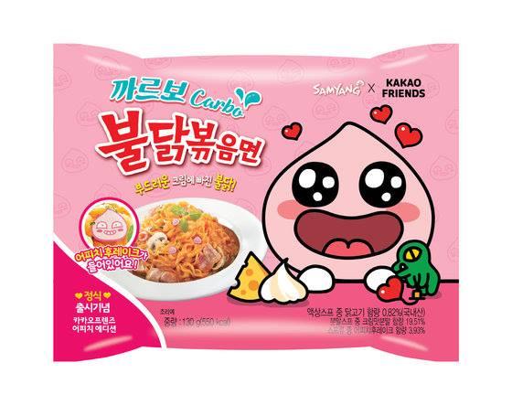 韓國魚板桃子泡麵