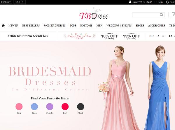 TBDress 平價裙裝