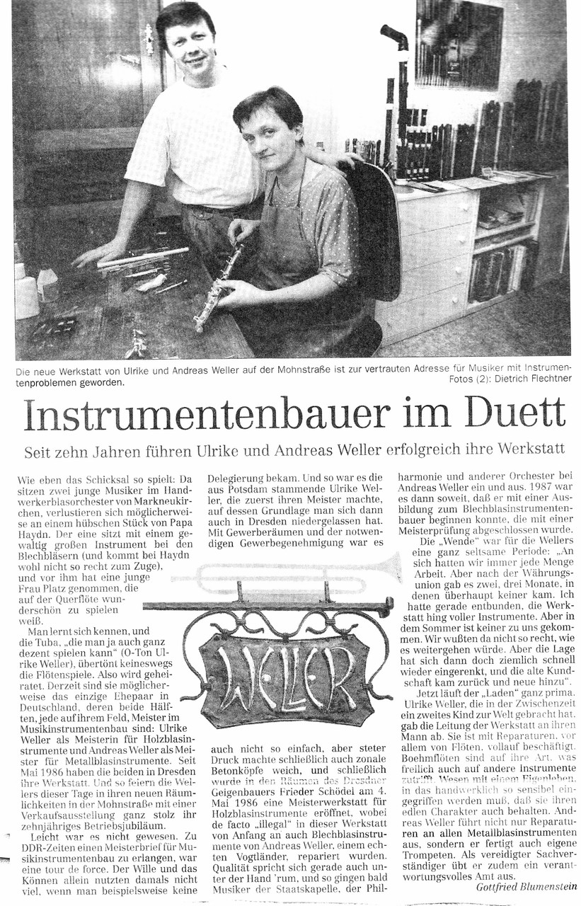 Sächsische Zeitung vom 02.05.1996
