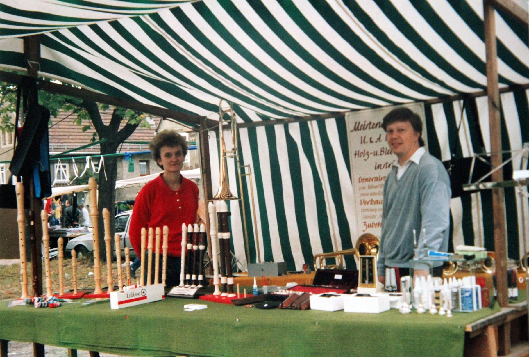 1992 2. Weinfest in Altkötzschenbroda