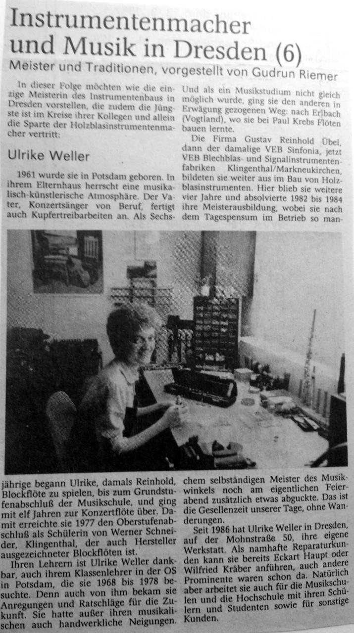 Sächsische Zeitung 1987