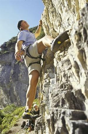 Klettern im Wipptal