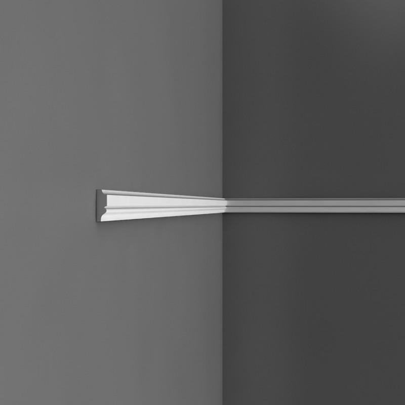 stuckleiste px116 orac decor axxent wandleiste. Black Bedroom Furniture Sets. Home Design Ideas
