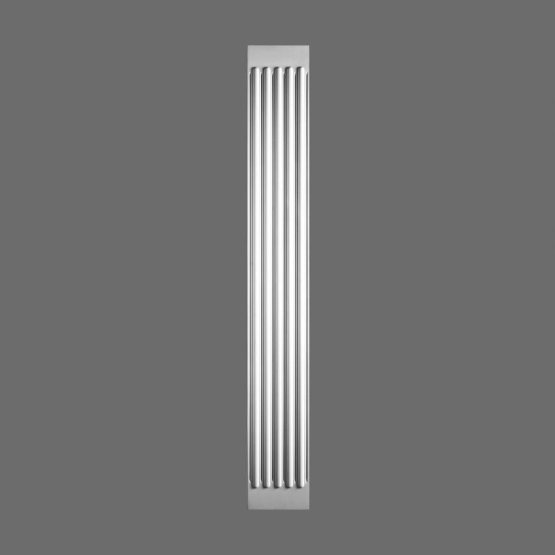 k250 pilaster schaft orac decor luxxus stuckleisten. Black Bedroom Furniture Sets. Home Design Ideas