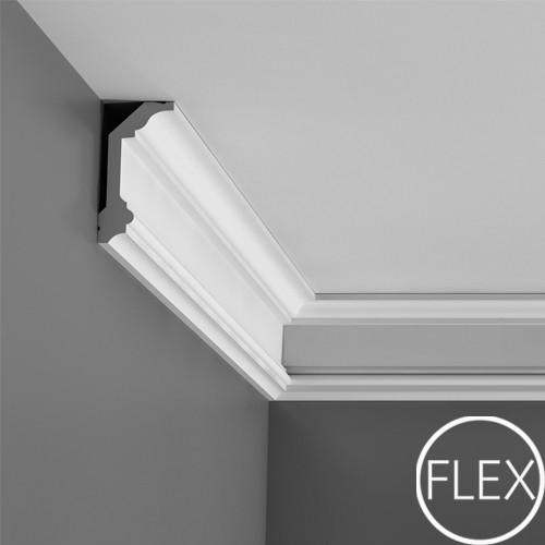 c321 flex stuckleiste orac luxxus stuckleisten monkeys shop. Black Bedroom Furniture Sets. Home Design Ideas