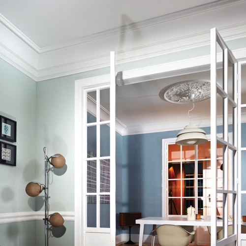 stuckleisten rosetten zierprofile orac nmc. Black Bedroom Furniture Sets. Home Design Ideas