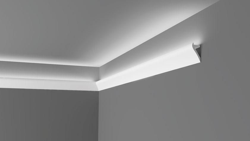 stuckleiste z20 arstyl nmc lichtleiste stuckleisten. Black Bedroom Furniture Sets. Home Design Ideas