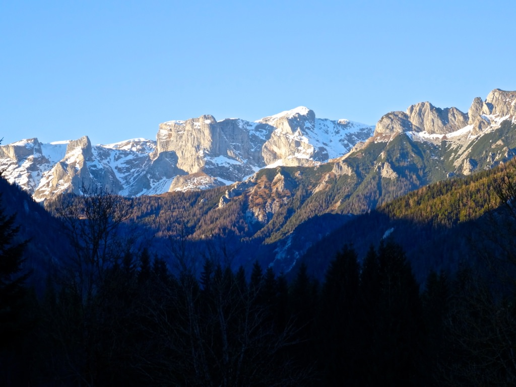magisches Hochschwab Panorama
