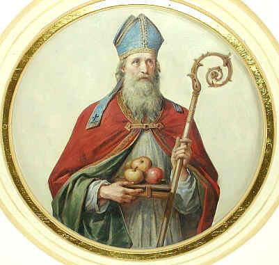 Legende Von St Nikolaus Samichlaus Roots Jimdo Page