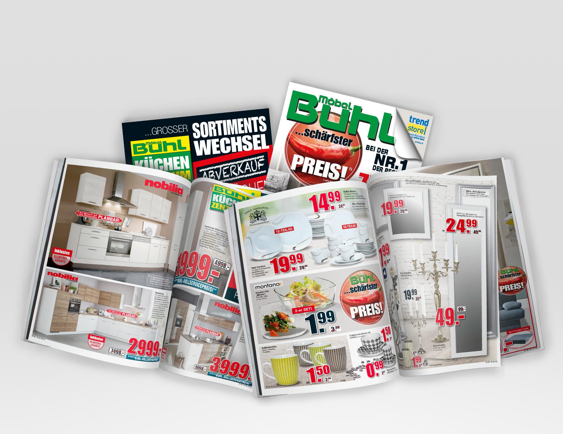 prospekte moebel buhls webseite. Black Bedroom Furniture Sets. Home Design Ideas