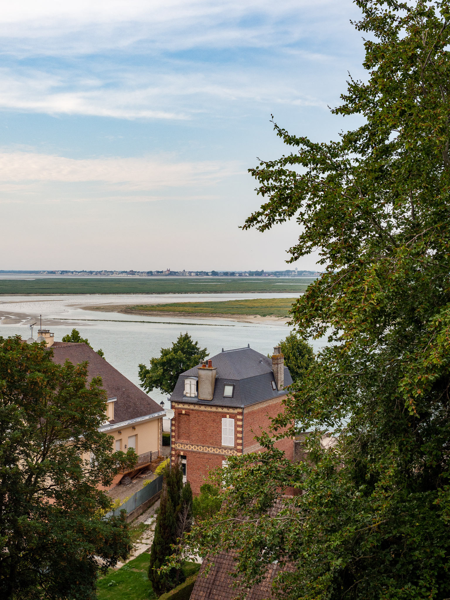 View on the Baie de Somme